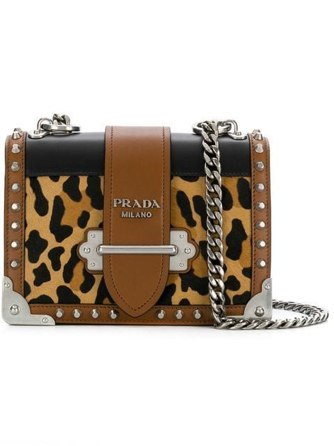 2d8b7314ddaa Prada Cahier bag. An iconic piece from the Prada collection, the Cahier  shoulder bag takes inspiration from ancient trunks and antique books -  boasting ...
