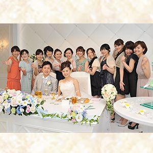ウエディングレポート:横浜みなとみらいの結婚式場 メルヴェーユ‐神奈川県民共済組合員のための結婚式場