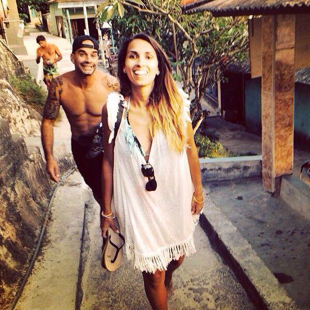 Filipa Galrão a viver o sonho em Bali! #filipagalrao #ESS #viveosonho #bali