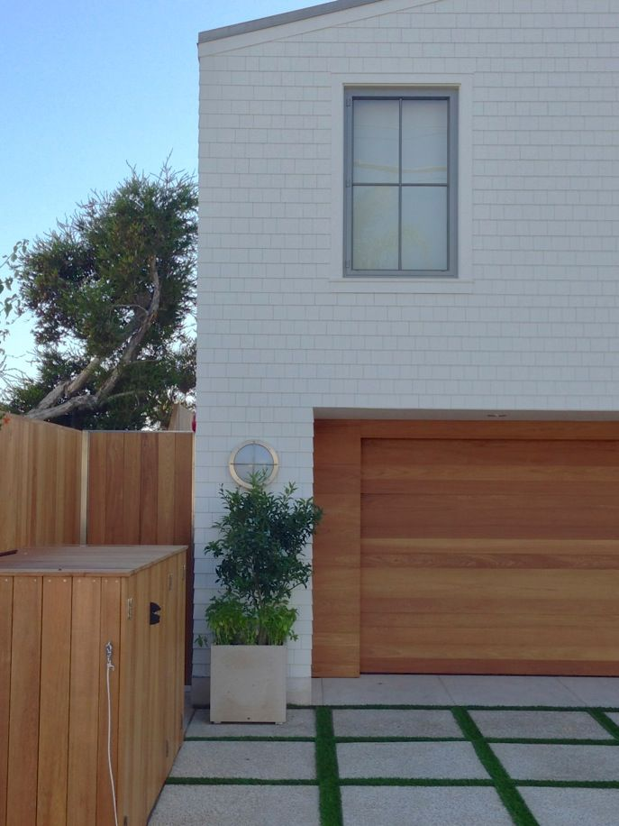 Modern Garage Door, Custom, Wood. http://gateforless.com/