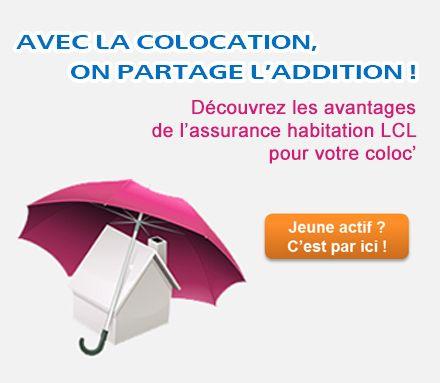 Assurance Habitation LCL