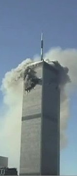 Plane crash 9/11 First impact