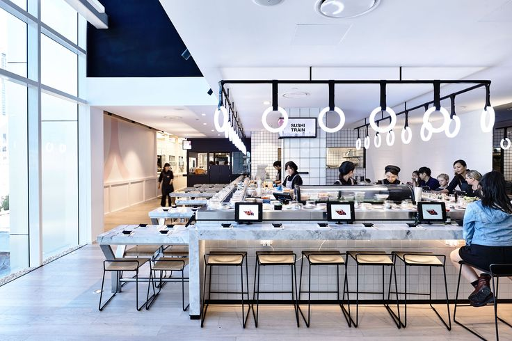In the heart of Melbourne, Australia, Architects EAT have created, Tetsujin, a dining experience which is inspired by the two opposing sides of a bustling Japanese metropolis: order and chaos. Tetsujin, which was completed in December 2015 and is located on level 4 of the Emporium Shopping Centre, promises to entice patrons' taste buds by delivering something to suit the two spectrums of their fancy.