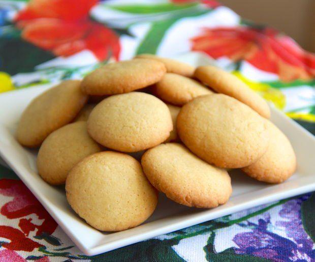 Picture of vanilla wafer recipe