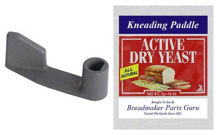 Pin on breadmaker kneading blade