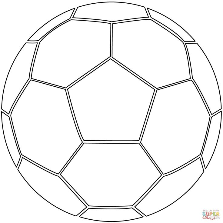 Unique Football Pictures to Colour #coloring #