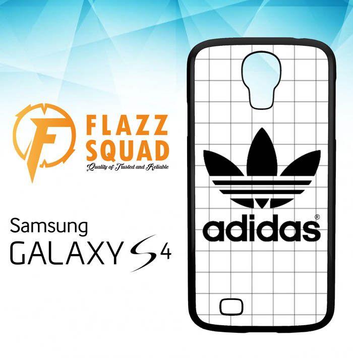 ADIDAS W4111 Samsung Galaxy S4 Case