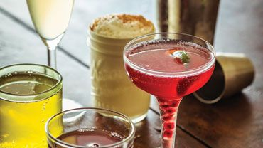 Mocktails:  Non-alcoholic holiday drinks are just as fun and just as festive with these tips and recipes.