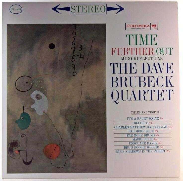 Dave Brubeck Quartet - Time Further Out 180g