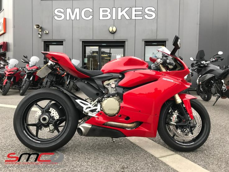 2016 Ducati 1299 Panigale Just arrived :)