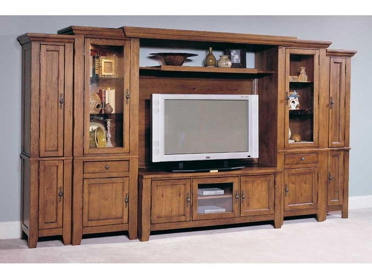 Gene's ideal entertainment  center