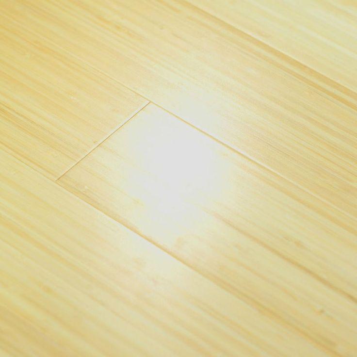 Sólido Suelo De Bambú Vertical Natural
