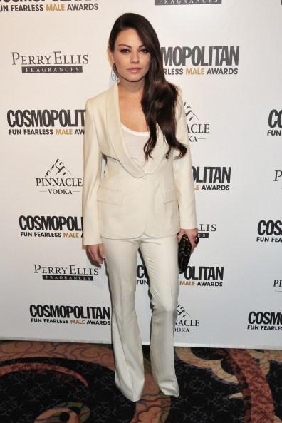 Mila Kunis named Cosmos fun, fearless female: Cosmos Fun, Female Awesome, Thanksmila Kunis, Celebrities Singers, Female Celebrity, Fearless Female, Celebrity Singing