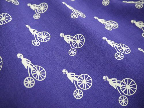 Fabric used in winter collection 2014.