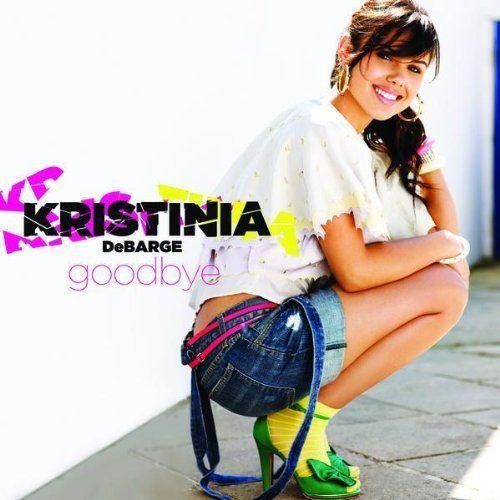 Kristinia DeBarge ~ Goodbye