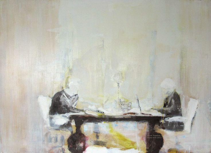 Alone Together (II)  © Mona Hoel 2013