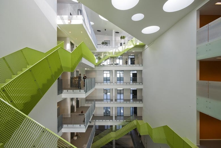 via: Bering Innovation, Mills Architects, Parks, Architecture, Denmark, Design