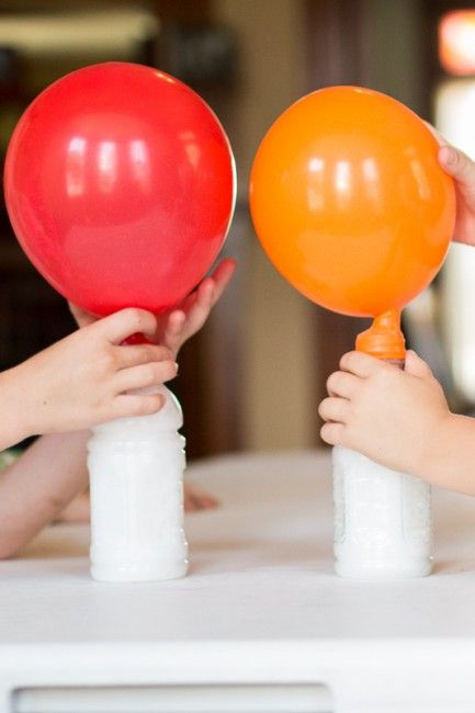 25 best ideas about blowing up balloons on pinterest hanging balloons outdoor party decor - Unknown uses of baking soda ...