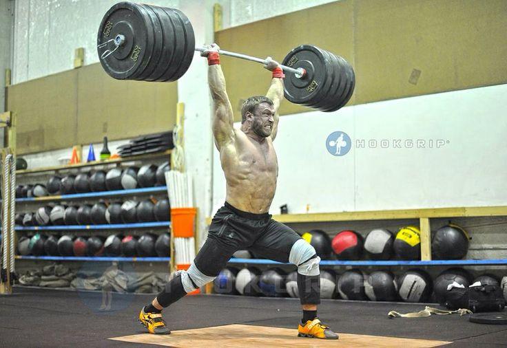 Dmitry klokov lb kg did a clean push press