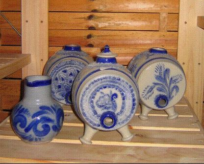 poterie alsacienne - Poterie de Betschdorf