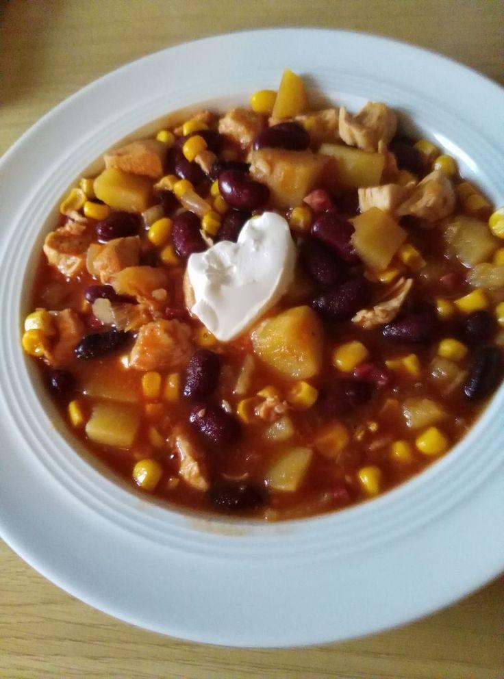 Kartoffeln mexikanische Art, ein beliebtes Rezept aus der Kategorie Hülsenfrüchte. Bewertungen: 241. Durchschnitt: Ø 4,4.