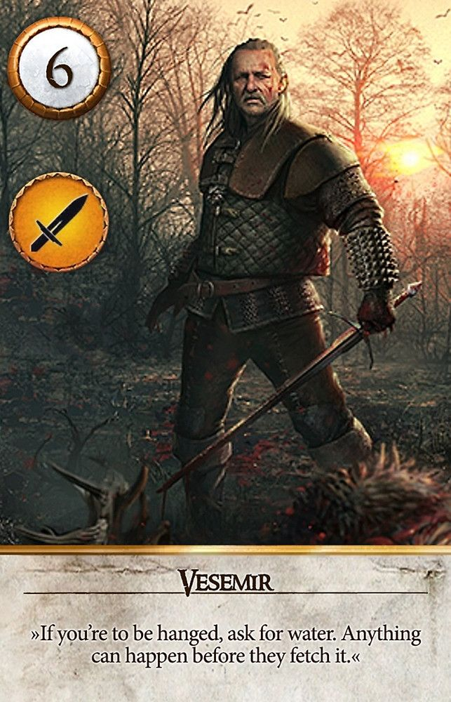 how to play gwent witcher 3