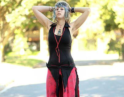 #mifologi #elvish #outfits #africaburn #commissions #recycledart #returntochaos