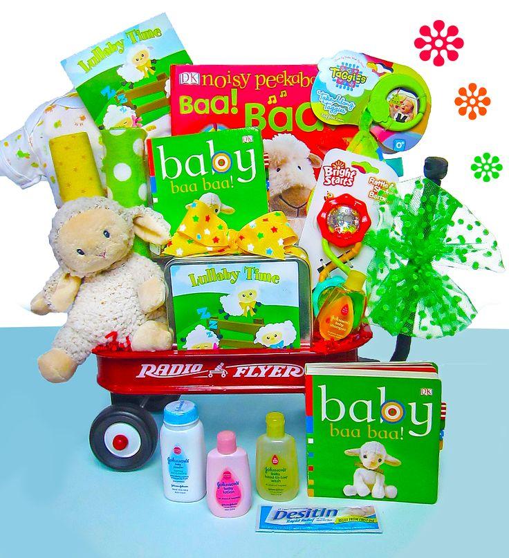 """Baby Einstein """"Lullaby Gift Wagon"""" for Newborn by Baby GIfts-N-Treasures #Einstein #BabyEinstein #CreativeBabyGIfts #EducationalBabyGIfts #BabyGiftsNTreasures"""