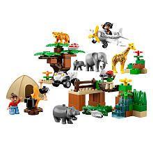 LEGO Duplo LEGOVille Photo Safari (6156)