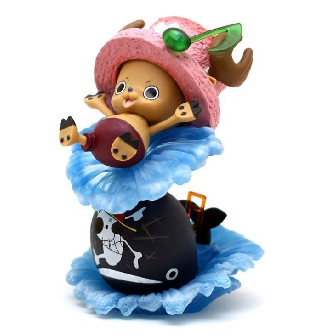 17cm One Piece hand dolls Tony Tony Chopper anime garge kits The whale lab fountain scene Exquisite box toy action figure //Price: $US $22.94 & FREE Shipping //     #rchelicopters