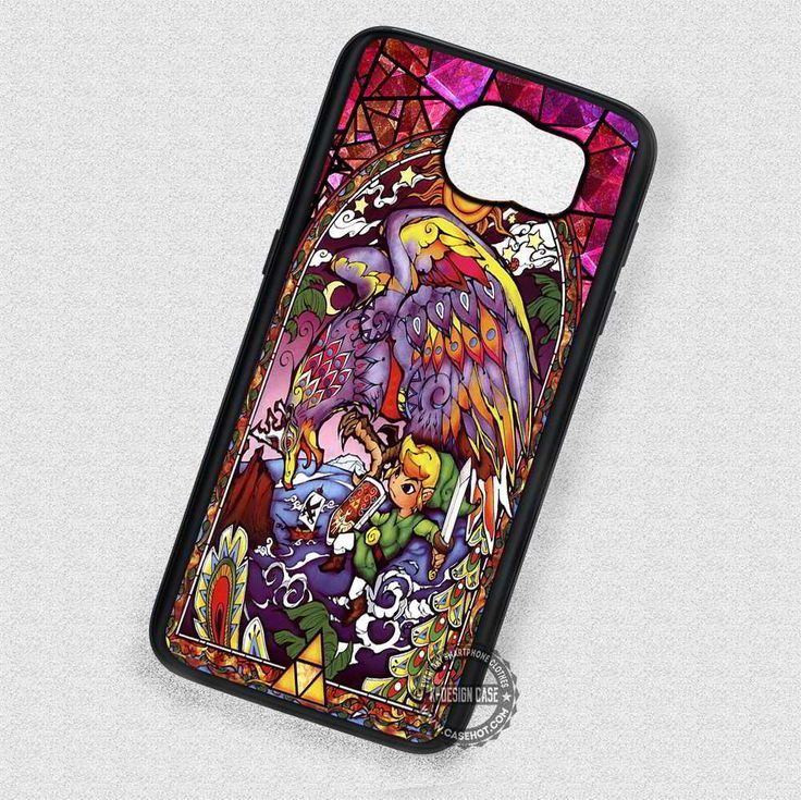 Againts the Giant Bird Legend of Zelda - Samsung Galaxy S7 S6 S4 Note 5 Cases & Covers