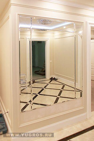 Купить зеркала,зеркальное панно и зеркальную плитку в Краснодаре. Зеркала на…
