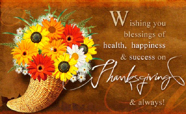 Thanksgiving Quotes For Friends - Quotes on Thanksgiving