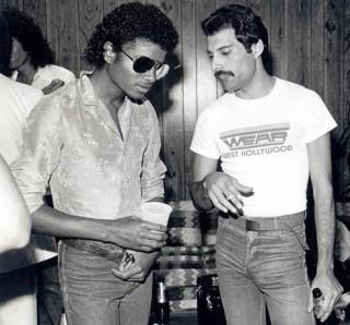Michael J & Freddie M