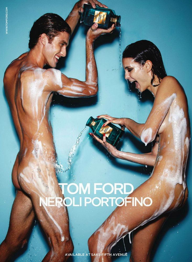 Images de Parfums - Tom Ford : Neroli Portofino.  This is the most sexy scent that any man could ever wear.