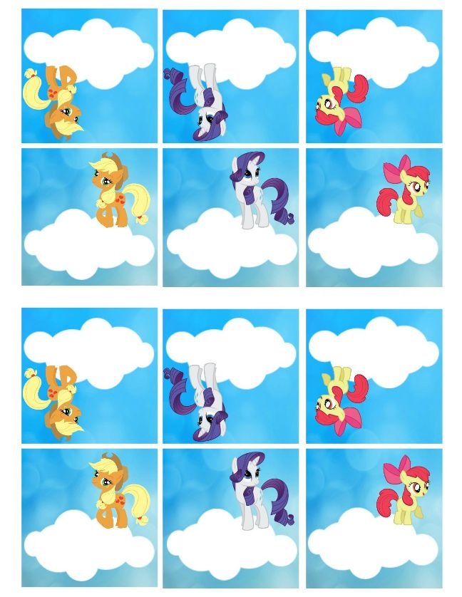 The 18 best images about my little pony on Pinterest Party