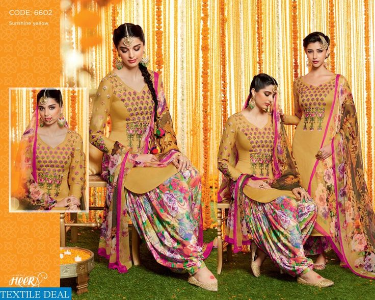 KIMORA HEER-17 WHOLESALE EMBROIDERED PATIALA DRESS CATALOG #nicecollection  #godmateriel  #awesomelook Call or Whatsapp : +91-7405434651.. website link :-http://textiledeal.in/wholesale-product/4153/Kimora-heer-17-Wholesale-Embroidered-patiala-Dress-catalog
