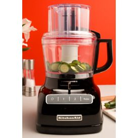 KitchenAid Artisan Food Processor - Onyx Black