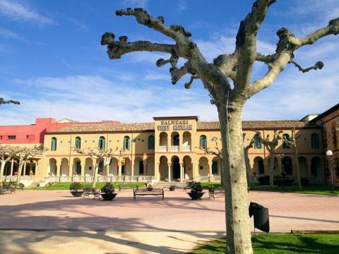 A stay at Balneari Vichy Catalan hotel & spa (Caldes de Malavella) http://www.costabravalifestyle.com/features/a-stay-at-balneari-vichy-catalan-hotel-and-spa-in-caldes-de-malavella/
