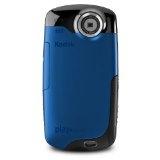 Kodak PlaySport (Zx3) HD Waterproof Pocket Video Camera (Blue) (Electronics)By Kodak