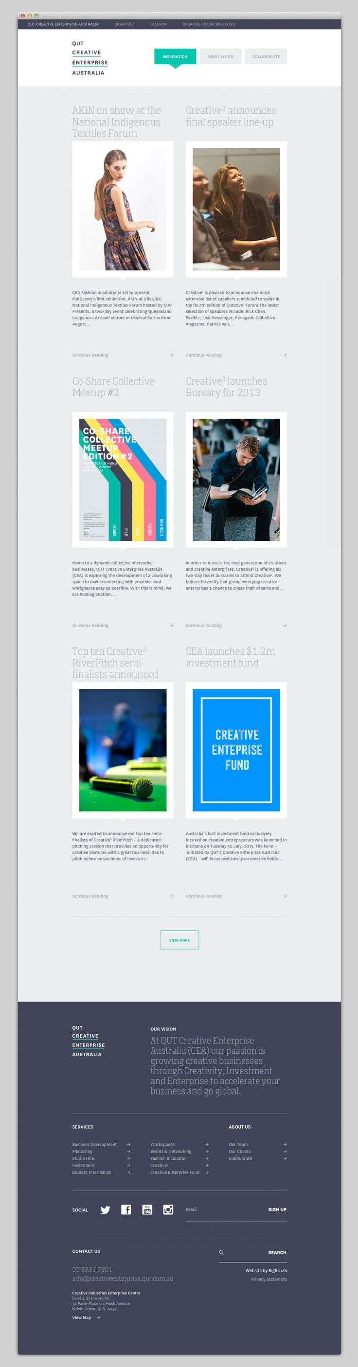 The Web Aesthetic — Creative Enterprise Australia
