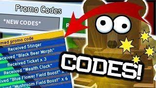 bee swarm codes