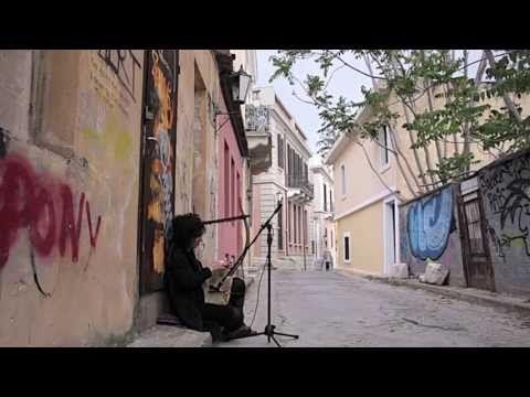 Lyre 'n' Rhapsody-Echoing (lyre solo live) - YouTube