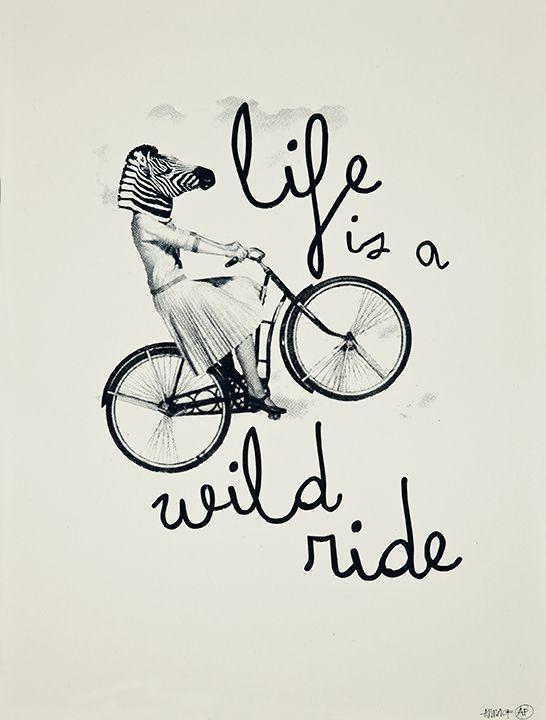 life is a wild ride ... enjoy it! :)