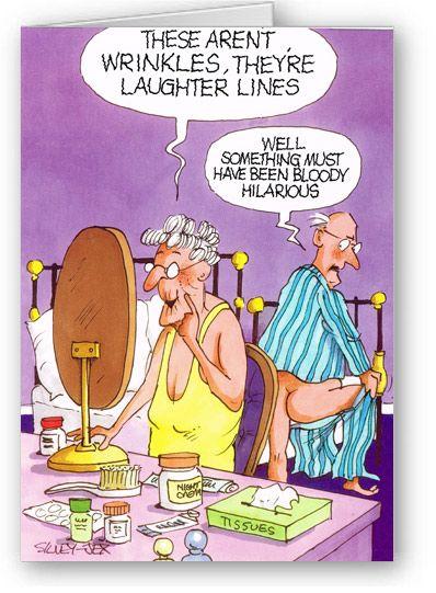 Wrinklies - Laughter Lines
