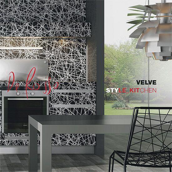 VELVE STYLE Kitchen http://www.derosso.it/it/prodotto/149/prodotto-149-VELVE-STYLE-Kitchen?from=home