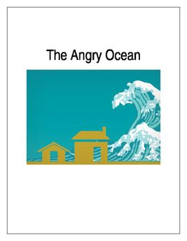 Talks about how oceans can wreak havoc in the forms of tsunamis, whirlpools, and hurricanes. Informational reading with questions.