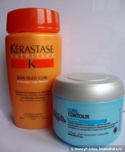 Два идеальных продукта для вьющихся и сухих волос