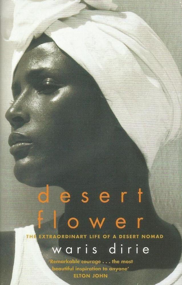 Desert Flower by Waris Dirie  - Memoir - Paperback - S/Hand