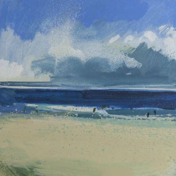 In the Sea, Porthmeor | Lucie Bray